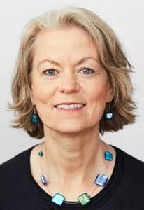 Dr. Solvejg Nasert ist zuständig für digitale Partnerschaften im Bereich integrierte Versorgung Herz-Kreislauf im globalen Bayer Team, ©