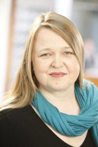 Klaudia Sauer ist Leiterin Personalentwicklung am UKM und legt Wert auf eine gute Führungskultur. © UKM/Marschalkowski