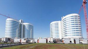 Das Universitätsklinikum Münster rangiert im Focus Gesundheit-Klinik-Ranking auf Platz 6 von rund 340 Krankenhäusern in Nordrhein-Westfalen. © UKM/Marschalkowski