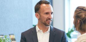 Christian Rebholz, Consumer Healthcare-Experte.