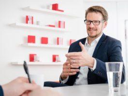 Dr. Christoph Bug, Mitglied der Geschäftsfürhung bei Janssen Deutschland. ©Janssen Cilag GmbH