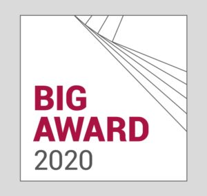 BIG AWARD Logo
