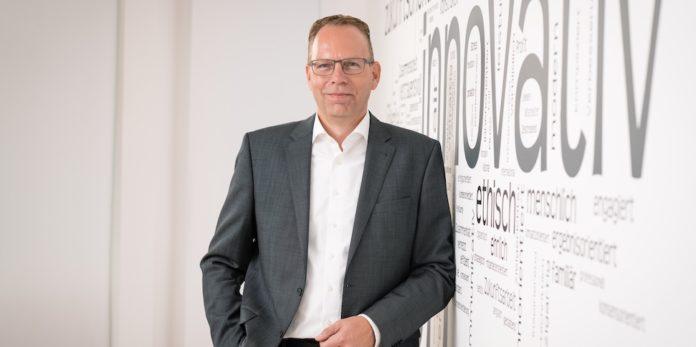 Markus Hardenbicker, Janssen, im Whos's who-Porträt auf Health Relations