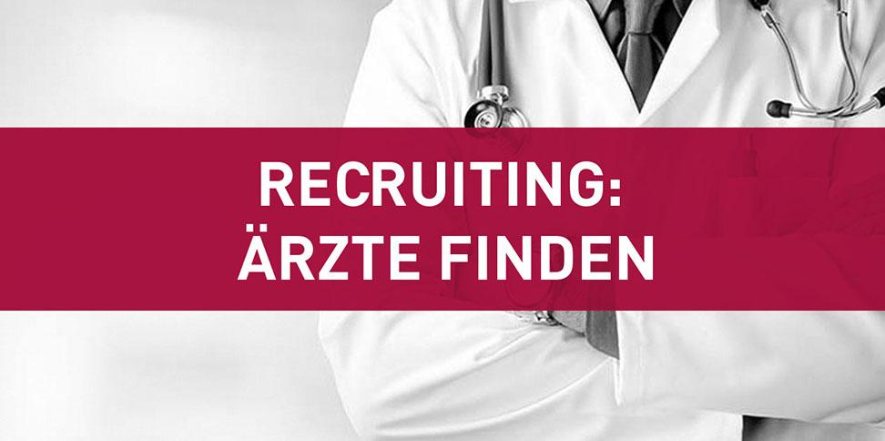 Whitepaper Recruiting: Ärzte finden