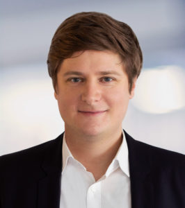 Johannes Lynker, Director in//touch. © good healthcare group