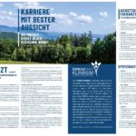 """""""Karriere mit bester Aussicht"""", von: Donau Isar Klinikum/Agentur: mediaatelier"""