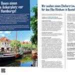 """""""Ankerplatz"""", von: Elbe Kliniken/Agentur: Schult-Media Werbeagentur"""