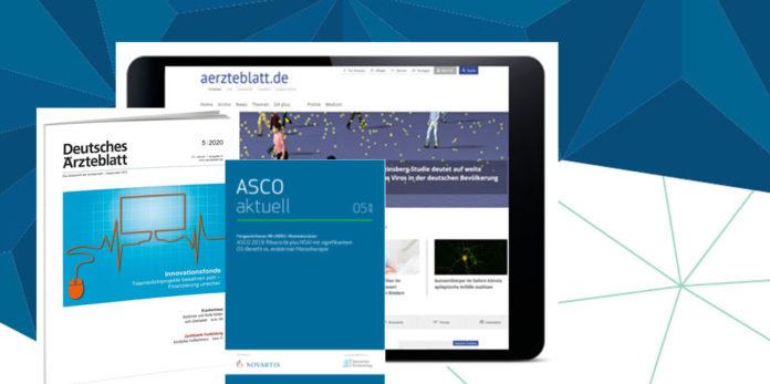 © Deutscher Ärzteverlag / ASCO Direct (Collage)