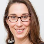 """Daria Hebgen, Product Communications Managerin der Roche Pharma AG: """"Die Relevanz im Alltag ist es, die am Ende den Erfolg ausmacht."""" © Privat"""