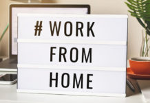 Home Office work from home