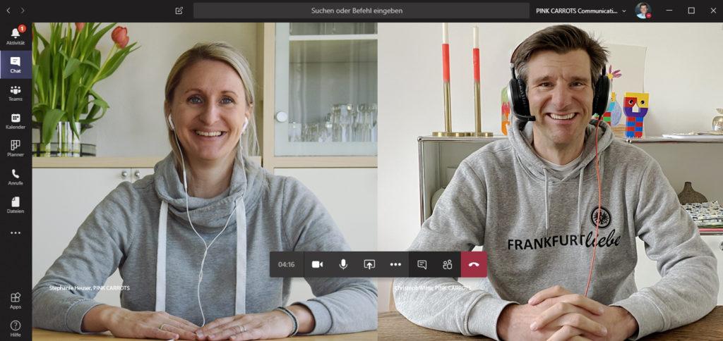 Stephanie Heuser und Christoph Witte sind das neue Geschäftsführer-Duo bei Pink Carrots.