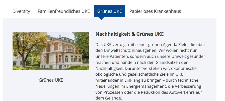 gruenes UKE