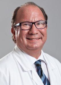 Prof. Dr. Dr. Dr. Robert Sader, Direktor der Klinik für Mund-, Kiefer- und Plastische Gesichtschirurgie am Universitätsklinikum Frankfurt am Main