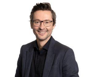 Marek Hetmann, Beiratsmitglied beim COMPRIX und Verkaufsleiter Medizin beim Deutschen Ärzteverlag, © aloi.photo