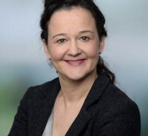 Sabine Ott-Jacobs leitet im Jobsharing die Kinder- und Jugendpsychiatrie des Asklepios Klinikums Harburg. © Torben Röhricht
