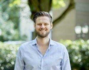 Tobias Seidl, CEO und Founder von Nia Health, © Nathalie Zimmermann