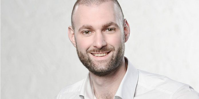 Alexander Stumm, Projekt-Manager Cities Changing Diabetes bei NovoNordisk in Deutschland