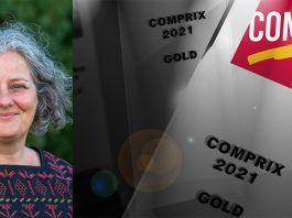 """COMPRIX-Jurymitglied Eva Biesenbach, Communication Managerin bei Lilly Deutschland, stellte bei den Rx-Einreichungen 2021 einen leichten """"Corona-Dip"""" fest: """"Es gab in einigen Rx-Kategorien durchaus gute Ideen. Insgesamt blieb die Qualität allerdings unter dem Vorjahresniveau."""" © Privat"""