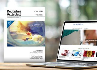 aerzteblatt_ Deutsches Ärzteblatt LA-MED API-Studie 2021