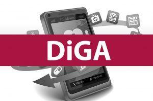 DiGA Digitale Gesundheitsanwendungen