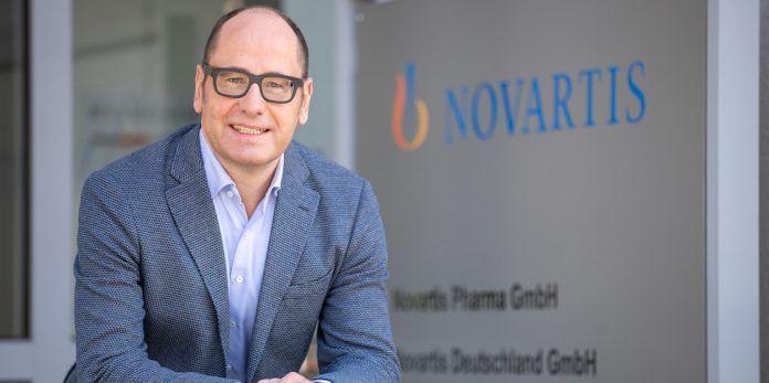 Digitale Gesundheitspreis 2022: Dr. med. Thomas Lang, Geschäftsführer Novartis Pharma Deutschland